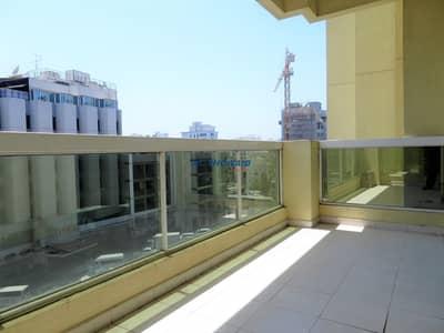 2 Bedroom Apartment for Rent in Bur Dubai, Dubai - SPACIOUS 2 BHK | 2 BATH | OPP PALM BEACH HOTEL | BURDUBAI