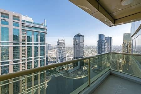 فلیٹ 1 غرفة نوم للايجار في أبراج بحيرات الجميرا، دبي - Close by the Metro | Spacious 1 BR with Balcony