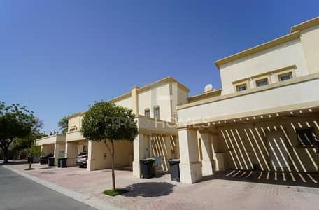 فیلا 2 غرفة نوم للبيع في الينابيع، دبي - Type 4M I Single Row I Great Location