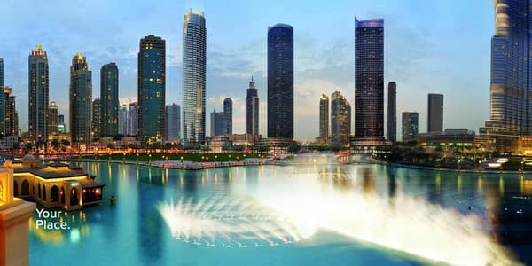 2 Bedroom Flat for Sale in Downtown Dubai, Dubai - Luxury Living  - Brand New - Biggest Layout