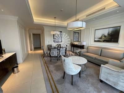 2 Bedroom Flat for Sale in Downtown Dubai, Dubai - Luxury and Serviced I High Floor   Genuine Listing