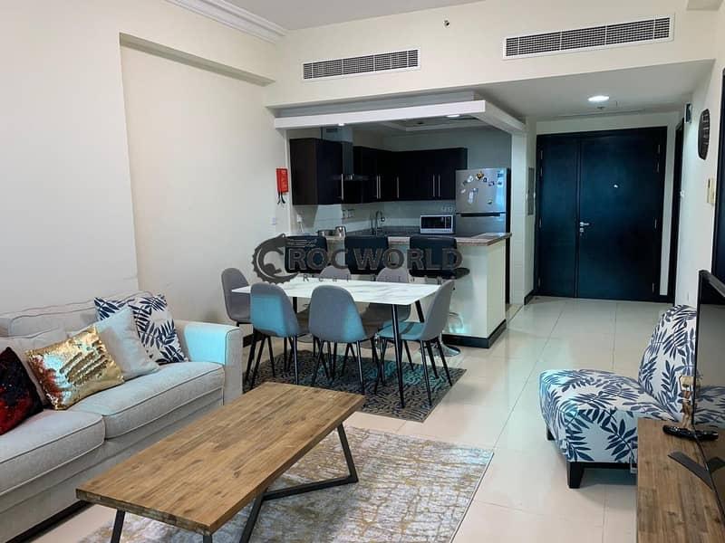 2 Capacious Layout | Bright Apartment | Inspiring Community View