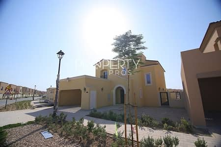 فیلا 3 غرف نوم للبيع في دبي لاند، دبي - Genuine Resale | Single Row | Handover soon