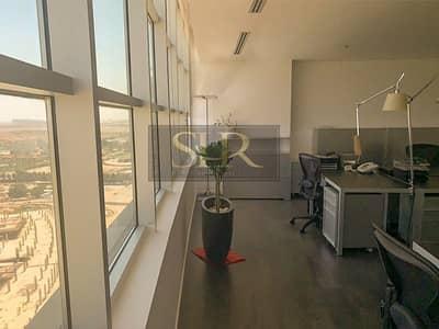 مکتب  للايجار في أبراج بحيرات الجميرا، دبي - Beautifully Fitted & Furnished Office for Rent