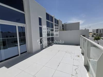 4 Bedroom Villa for Rent in Akoya Oxygen, Dubai - CLOSE TO ENTRANCE   SINGLE ROW   FIRST CLUSTER
