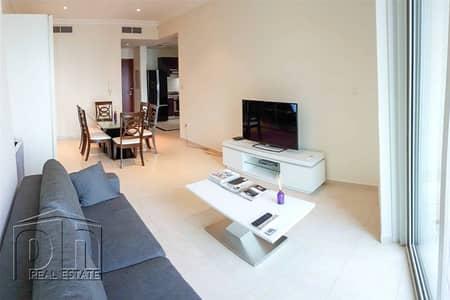 شقة 1 غرفة نوم للايجار في دبي مارينا، دبي - Fully Furnished | 1 Bedroom | High Floor