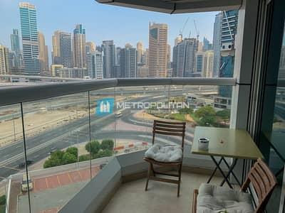 فلیٹ 2 غرفة نوم للبيع في أبراج بحيرات الجميرا، دبي - Stunning Marina View I Genuine Resale I Hot Deal