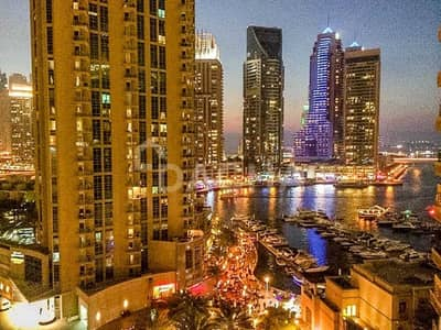 3 Bedroom Apartment for Sale in Dubai Marina, Dubai - EXCLUSIVE: 3 Bed / Rented / Stunning View