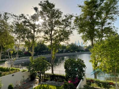 3 Bedroom Villa for Rent in The Springs, Dubai - HOT OFFER | FULL LAKE VIEW | FULLY FURNISHED