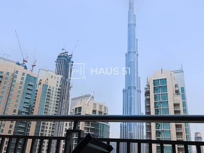 2 Bedroom Apartment for Sale in Downtown Dubai, Dubai - Bright & Spacious |2 BR Apartment| Prime Location