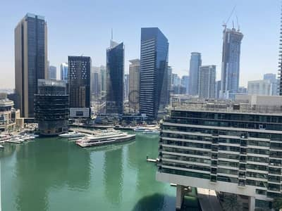 1 Bedroom Flat for Sale in Dubai Marina, Dubai - Vacant 1 bdr in Bay Central