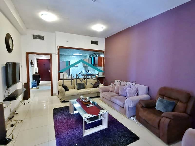 1BR | Nicely Furnished | Pinnacle Tower | Vacant