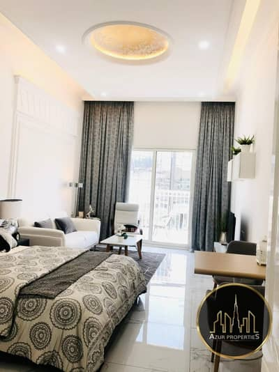 Studio for Sale in Arjan, Dubai - Arjan's Finest Resort Project| 8% Return For 5-yrs Limited Offer | 3-Yr Free Service Charge