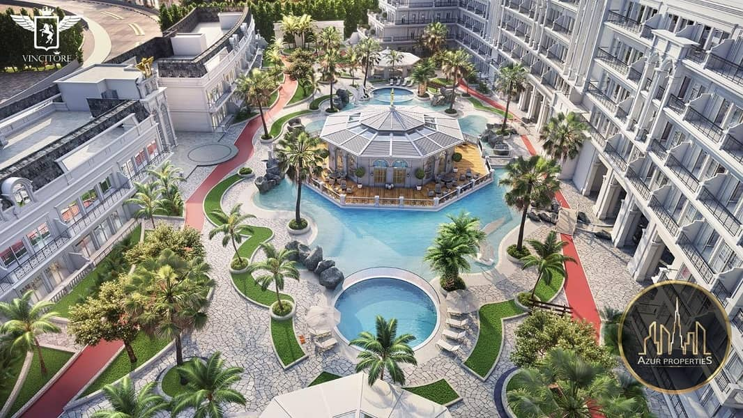 13 Arjan's Finest Resort Project| 8% Return For 5-yrs Limited Offer | 3-Yr Free Service Charge