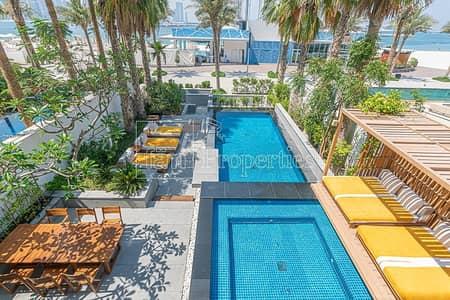 3 BR Villa | Beachfront | Private Pool & Terrace