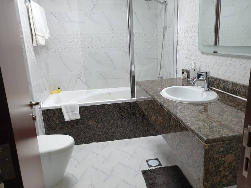 2 Upgraded | Brand New Furnished | Spacious 1 Bed