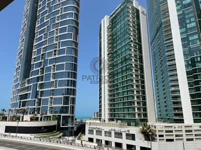 1 Bedroom Flat for Rent in Dubai Marina, Dubai - Gorgeous Upgraded One Bedroom Apartment With Balcony| Sea View|Road View| Open Kitchen | Low Floor