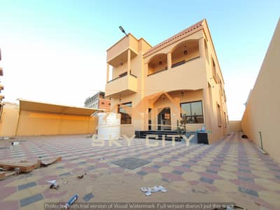 5 Bedroom Villa for Sale in Al Mowaihat, Ajman - For sale article, a corner mosque, two streets, directly behind Nesto Moselle, a site, not the most wonderful entire land area