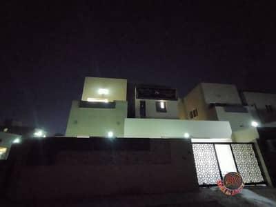 Villa for Sale in Al Rawda, Ajman - Villa for sale in Europe, with personal finishing
