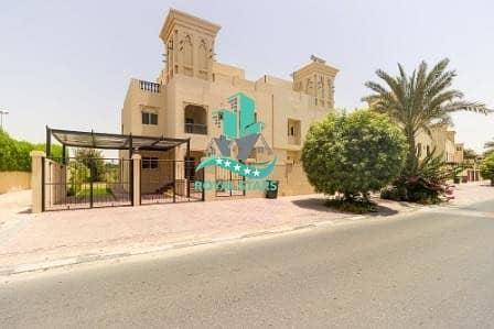 4 Bedroom Villa for Rent in Al Hamra Village, Ras Al Khaimah - Great  Opportunity- 4 BR Duplex Lagoon View  Semi Detached
