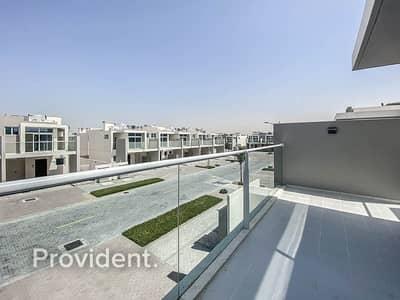 تاون هاوس 3 غرف نوم للبيع في أكويا أكسجين، دبي - Best Location | Parkview | Single Row