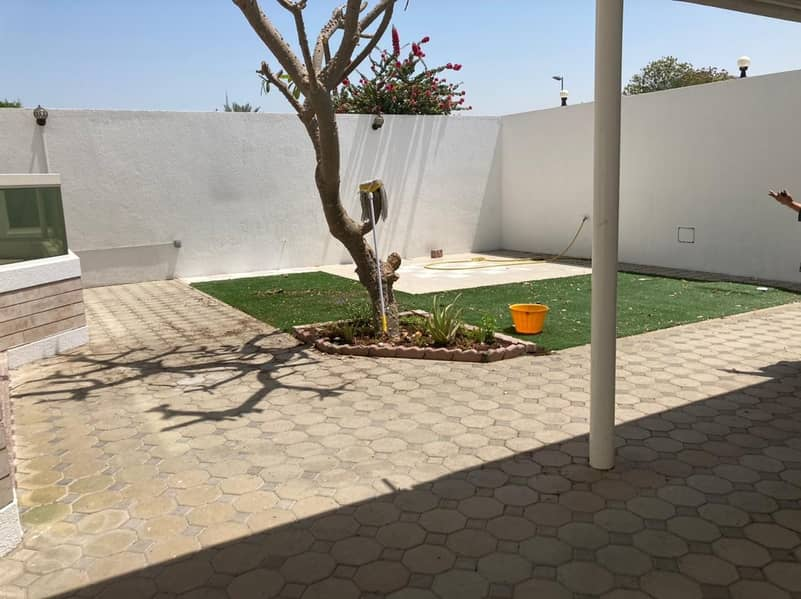 17 Bedroom attached Semi Independent Villa Spacious Living  Dining With Maid Room  Pvt Garden for Rent 180k