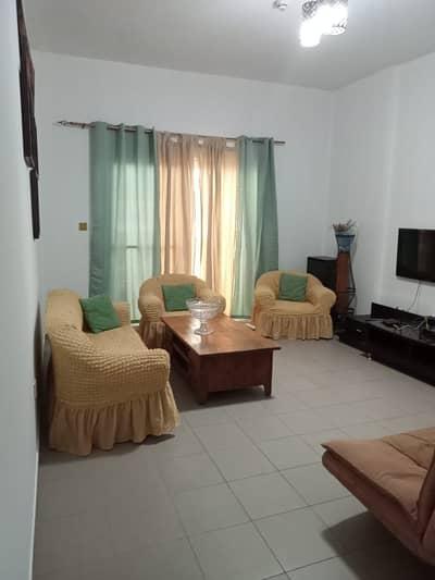 شقة 1 غرفة نوم للايجار في مجمع دبي ريزيدنس، دبي - Pay Monthly 3000 AED Only | Fully Furnished 1Bedroom Apt. With Balcony | Chiller Free
