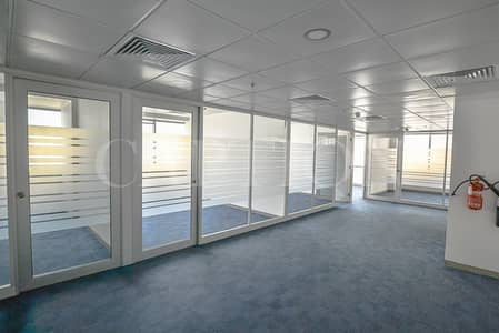 Office for Rent in Sheikh Zayed Road, Dubai - Sea View | Partitioned Office | SZR