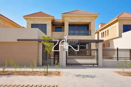 7 Bedroom Villa for Rent in Saadiyat Island, Abu Dhabi - Luxurious 7 BR Villa  Garden View with Private Pool