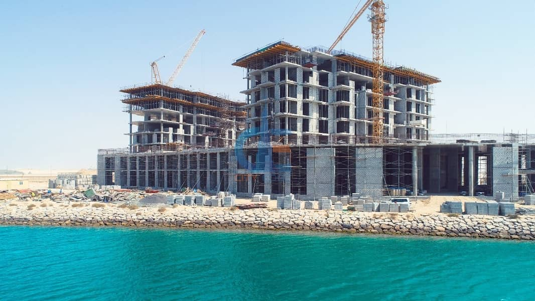 5 YEARS PAYEMENT PLAN /SEA VIEW/START 37000AED
