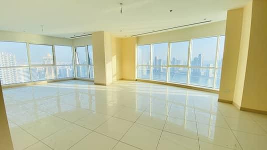 شقة 4 غرف نوم للايجار في الممزر، الشارقة - شقة في الممزر 4 غرف 95000 درهم - 5119682