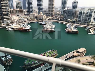 3 Bedroom Apartment for Sale in Dubai Marina, Dubai - THE JEWELS/3 BEDS+MAIDS/ FULL MARINA VIEW/ VACANT/