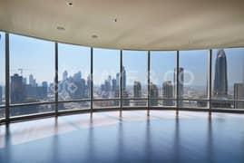 شقة في برج خليفة وسط مدينة دبي 2 غرف 4000000 درهم - 5100076