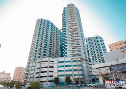 فلیٹ 1 غرفة نوم للايجار في الراشدية، عجمان - شقة في برج صقر الراشدية الراشدية 1 غرف 19000 درهم - 5119989