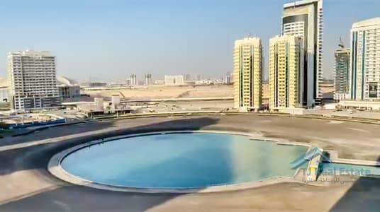 فلیٹ 1 غرفة نوم للايجار في مدينة دبي الرياضية، دبي - FULLY FURNISHED ! 1BHK ! RENT ! SPIRIT TOWER.
