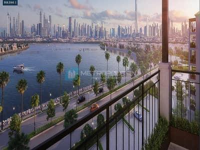 4 Bedroom Penthouse for Sale in Jumeirah, Dubai - Full Marina and Burj Khalifa View| Luxury Living