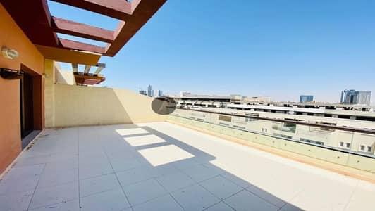 1 Bedroom Flat for Rent in Jumeirah Village Circle (JVC), Dubai - Pent House | Huge Terrace | BBQ Area