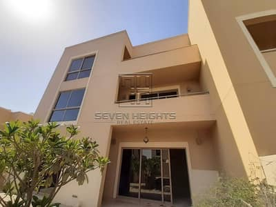 4 Bedroom Townhouse for Sale in Al Raha Gardens, Abu Dhabi - Best Townhouse 4BR With Balcony .