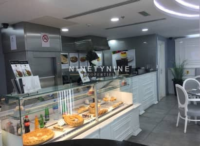 Shop for Rent in Jumeirah Lake Towers (JLT), Dubai - RESTAURANT FOR RENT | COMPLETE FITOUT IN JLT