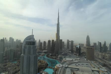 3 Bedroom Apartment for Sale in Downtown Dubai, Dubai - Full Burj and Fountain View |3Br +M|Sky collection