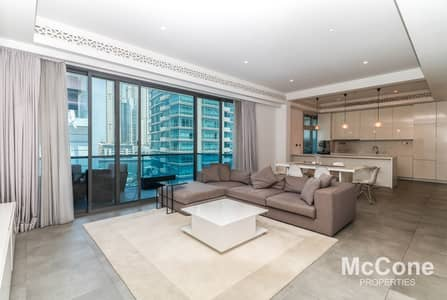 3 Bedroom Apartment for Sale in Dubai Marina, Dubai - Exclusive | Stunning Duplex | Modern Design