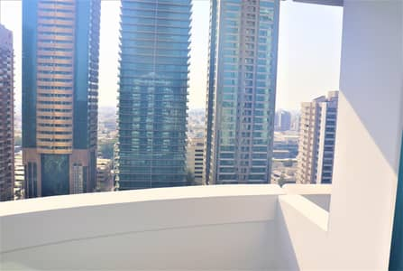 2 Bedroom Flat for Rent in Sheikh Zayed Road, Dubai - Hot Deal ! 3BR in 4 Cheques | Next to the Metro | With Balcony