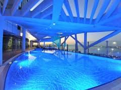 شقة في منطقة الكورنيش 2 غرف 110000 درهم - 5120353