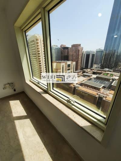شقة 3 غرف نوم للايجار في المركزية، أبوظبي - AFFORDABLE APARMENT PLUS MAIDSROOM-1 Month Free Rent - Zero Commission