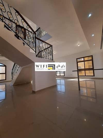 فيلا مجمع سكني 4 غرف نوم للايجار في مدينة شخبوط (مدينة خليفة ب)، أبوظبي - VILLA IN AFFORDABLE PRICE! WATER AND ELECRICITY INCLUDED