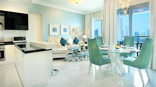 2 Bedroom Flat for Sale in Downtown Dubai, Dubai - Luxury Furnished 2BR | Motivated Seller | Rented