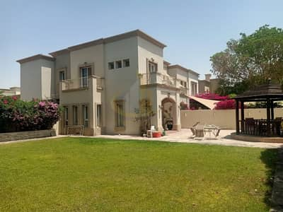 3 Bedroom Villa for Rent in The Springs, Dubai - Fully Developed Garden | Next to Park | Type 2E | 3BR+Maids and Study