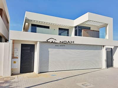 5 Bedroom Villa for Rent in Yas Island, Abu Dhabi - HOTTEST DEAL! Single Row-Corner! Spacious 5BR   Prestigious Community!
