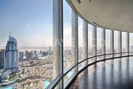 شقة في برج خليفة وسط مدينة دبي 2 غرف 220000 درهم - 5120485