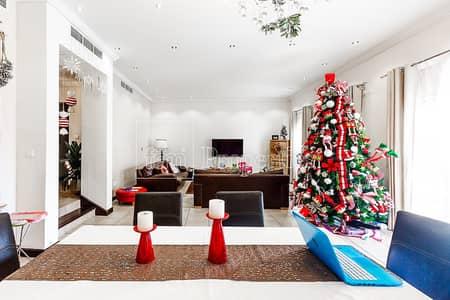 فیلا 4 غرف نوم للايجار في ذا فيلا، دبي - Spacious 4 Bed with Beautiful Garden| Vacant Soon